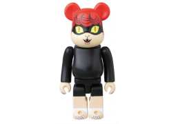 Bearbrick - Artist Cat Eyes Series 37 100%